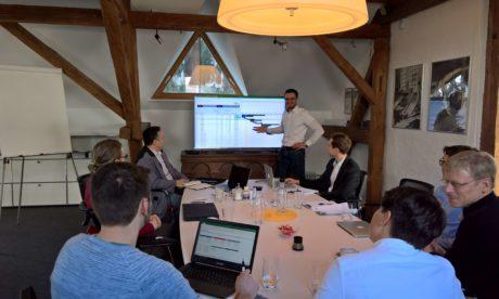 Kooperation mit der Fachhochschule Salzburg