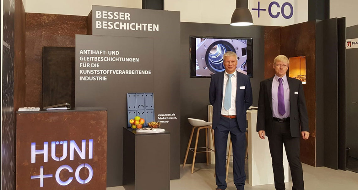 FAKUMA Messestand 2018