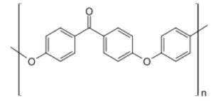peek - chemische Formel